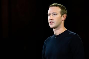 Messages controversés de Trump: Zuckerberg défend sa décision face aux mécontents)