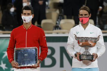 Novak Djokovic et Rafael Nadal lorgnent des records en 2021)