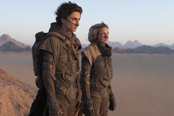 Dune en avant-première au Festival du film de l'Outaouais)