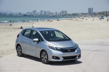 Honda fait le ménage dans sa gamme et abandonne la Fit)