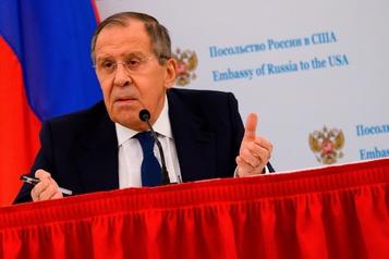 Ingérence électorale russe: Trump et Lavrov se contredisent