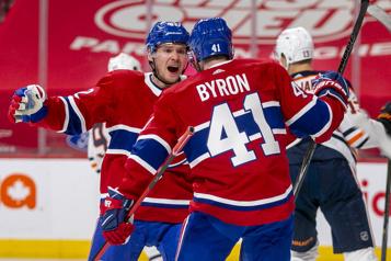 Oilers4—Canadien3 Une place en séries, et des choix à faire)