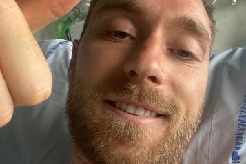 Euro Christian Eriksen : «Je me sens bien»)