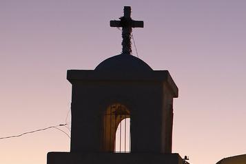 COVID-19: confessions à l'auto à Acapulco