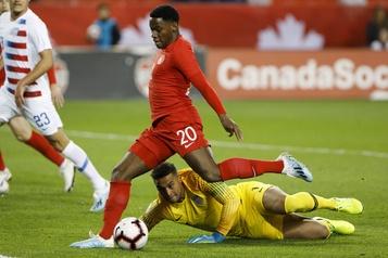 Le Canadien Jonathan David se joint à l'équipe de Lille)