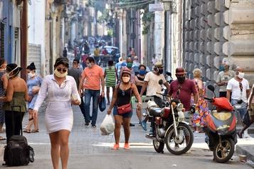 L'embargo américain contre Cuba pointé du doigt en pleine pandémie)