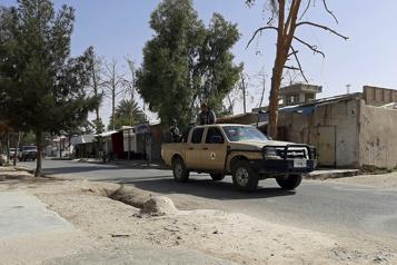 Opération contre les talibans Combats meurtriers dans le sud de l'Afghanistan)