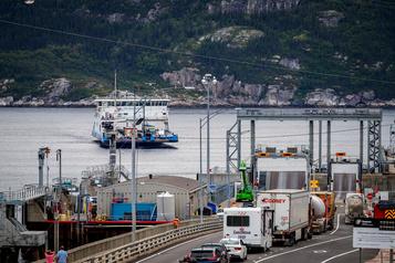 Reprise de service à la traverse Tadoussac-Baie-Sainte-Catherine