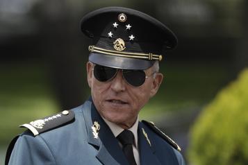 Trafic de drogue Les É.-U. réfutent avoir fabriqué des preuves contre un ex-ministre mexicain)