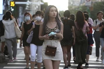 Après Hong Kong, Taïwan craint d'être la prochaine cible de Pékin)