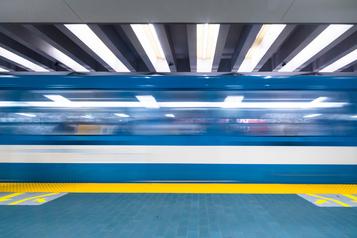 Reprise du service sur la ligne bleue
