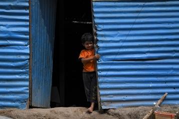 Pandémie: jusqu'à 86millions d'enfants supplémentaires menacés par la pauvreté)