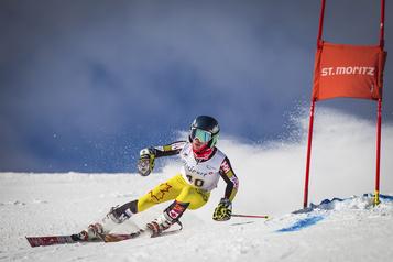 Ski para-alpin Une méthode éprouvée pour Alexis Guimond et Frédérique Turgeon)