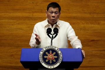 Guerre antidrogue aux Philippines Le président Duterte ne coopérera pas avec l'enquête de la CPI)