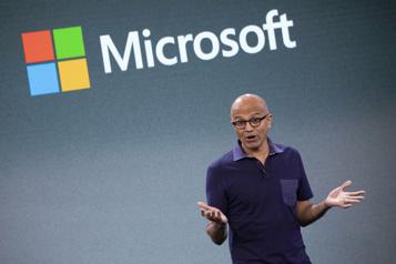 Microsoft élit son patron Satya Nadella président du conseil d'administration)