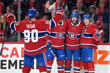 Blues-Canadiens: comme l'an dernier