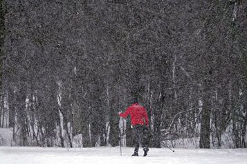 Un hiver en plein air au parc Jean-Drapeau)