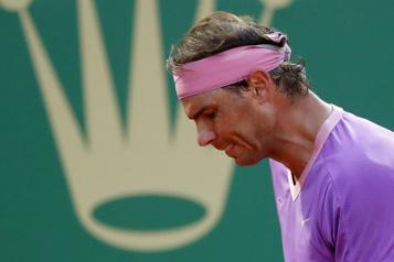 Monte-Carlo Rafael Nadal éliminé par Andrey Rublev en quarts de finale)