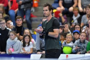 Andy Murray participera à une finale pour la première fois depuis 2017