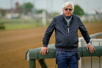 Preakness Stakes Medina Spirit pourrait participer, mais sans Bob Baffert)