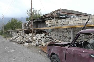 Nagorny-Karabakh L'Azerbaïdjan accuse l'Arménie de poser des mines