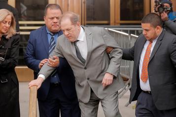 Harvey Weinstein peut fuir selon l'accusation