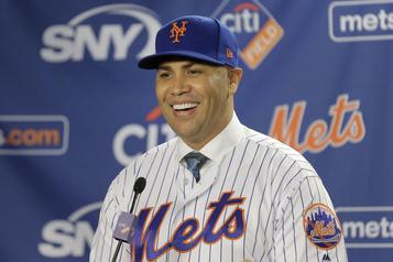 Vols de signaux: Carlos Beltran congédié par les Mets