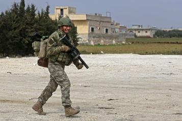 Un 34e soldat turc tué dans une nouvelle attaque des forces syriennes