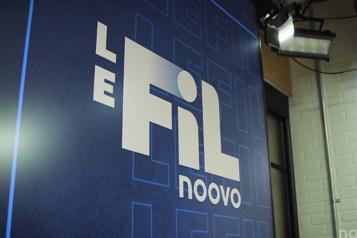 Salle de nouvelles de Noovo Une trentaine de journalistes de plus sur le terrain)