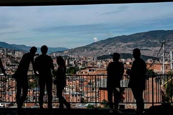 Le tourisme contre la violence dans un quartier de Medellín