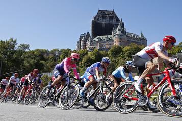 Les préparations continuent en vue des Grands Prix cyclistes de Québec et Montréal)