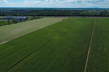 Saint-Jean-sur-Richelieu: troisième tentative pour dézoner une terre agricole)
