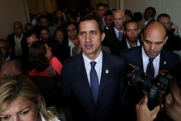 Venezuela: le siège du parti de Guaidó attaqué par des hommes armés