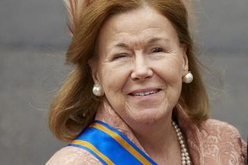 Pays-Bas: la famille royale en deuil après le décès de la princesse Christina