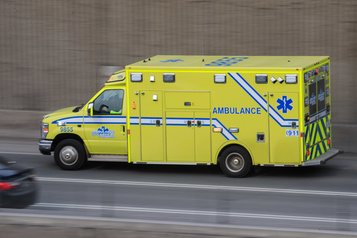 Les services d'Urgences-Santé saturés