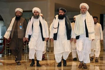 Aide financière à l'Afghanistan Les talibans remercient le monde pour le milliard de dollars promis)
