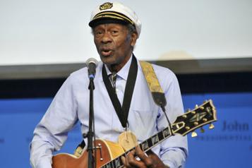 Un album posthume de Chuck Berry en décembre