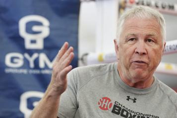 WBC Yvon Michel appuie l'arrivée des super-lourds-légers)