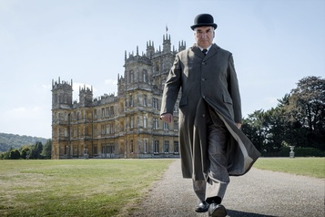 Entrée majestueuse de Downton Abbey au box-office nord-américain