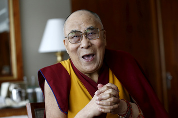 Le dalaï-lama sort son premier album)