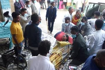 Éthiopie 64 morts dans la frappe aérienne sur un marché au Tigré)