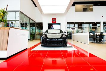 Portrait d'entreprise: Groupe Beaucage Un modèle de réussite en automobile)