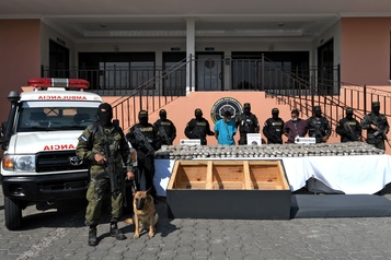 Honduras: en pleine épidémie de COVID-19, de la drogue cachée dans une ambulance