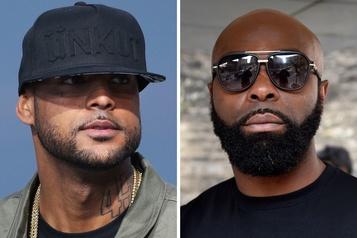 Le combat entre les rappeurs français Booba et Kaaris est annulé