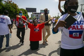 Haïti: des fidèles manifestent contre «l'immoralité» du nouveau Code pénal)