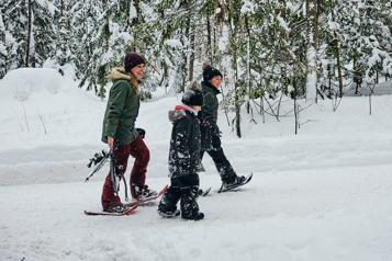 Parc national du Mont-Orford Jouvence bientôt ouvert aux visiteurs d'un jour)