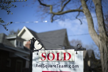 Toronto exposée à un risque de bulle immobilière résidentielle)