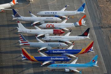 737 MAX: Boeing a détecté un nouveau problème de logiciel