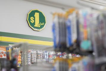 Non-respect des consignes sanitaires Des amendes pour des magasins Dollarama au Québec)
