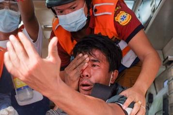 Birmanie Antonio Guterres condamne «l'usage de la force meurtrière»)
